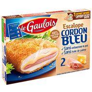 Le Gaulois - Cordon bleu de dinde