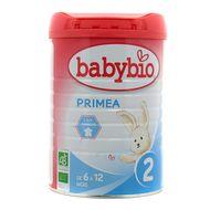 3288131580029 - Babybio - Lait 2ème âge Priméa Bio