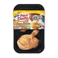 3435660670329 - Père Dodu - Cuisses de poulet rôties