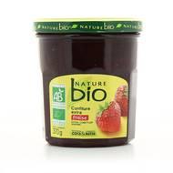 Nature Bio - Confiture de fraise bio