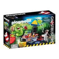 4008789092229 - PLAYMOBIL® Ghostbusters - Bouffe-tout avec stand de Hot dog