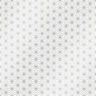 4021766218429 - Paperproducts Design - Serviettes ginza argent 33x33cm