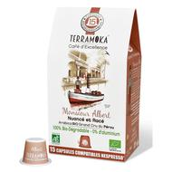 3760264900030 - Terramoka - Café bio Albert capsule biodégradable sans aluminium