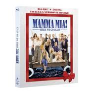 5053083171230 - Blu-Ray - Mamma Mia 2- Here We Go again