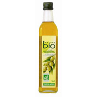 Nature Bio - Huile d'olive vierge extra, bio