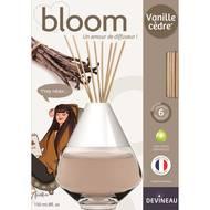 3065876125230 - Devineau - Diffuseur Bloom parfum à froid vanille de cédre