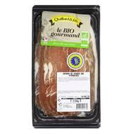 3321250095330 - Quillard & Fils - Jambon de vendée Bio 120g
