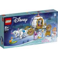 5702016916430 - LEGO® Disney Princess - 43192- Le carrosse royal de Cendrillon