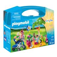 4008789091031 - PLAYMOBIL® Family Fun - Valisette Famille et pique-nique transportable