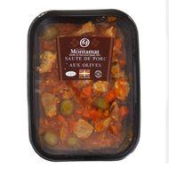 3760009641631 - Artisan Charcutier Montamat - Sauté de porc aux olives