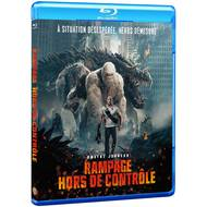 5051889622031 - Blu-Ray - Rampage- Hors de contrôle