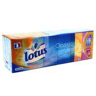 Lotus - Mouchoirs étuis classiques