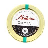 3558070033031 - Akitania - AKITANIA Caviar d'Aquitaine Nouvelle Récolte