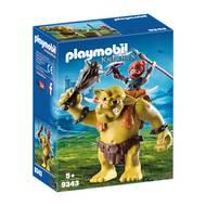4008789093431 - PLAYMOBIL® Knights - Troll géant et soldat nain