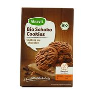 4260546670112 - Alnavit - Cookies au chocolat bio sans gluten