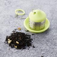 5420059825631 - Dotz - Infuseur à thé en inox et silicone Vert