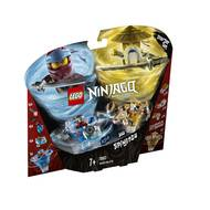 5702016367331 - LEGO® Ninjago - 70663- Toupies Spinjitzu Nya & Wu