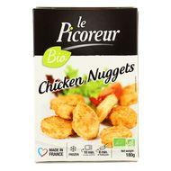 3422210438331 - Le Picoreur - Nuggets de poulet Bio