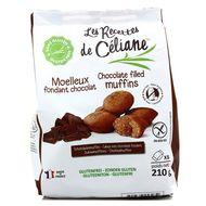 3700566453032 - Céliane - Moelleux fondant chocolat sans gluten