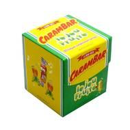 9782501104432 - Marabout - La mini boite Carambar- jeu fruité- 120 blagues complètement barrées