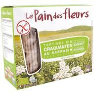 3380380048432 - Le pain des fleurs - Tartines craquantes au sarrasin, sans gluten, Bio