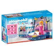4008789069832 - PLAYMOBIL® Family Fun - Scène avec artiste