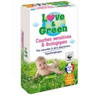 3700668700133 - Love & Green - Couches écologiques T3 4/9kg
