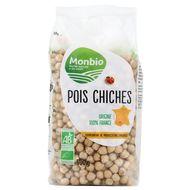3322693000233 - Monbio - Pois chiches bio origine France