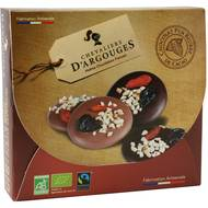 Les Chevaliers d'Argouges - Mandiants au chocolat noir bio
