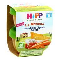 4062300272033 - Hipp - Farandole de Légumes Polenta bio dès 8 mois