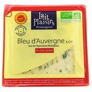 3760099533533 - Lait Plaisirs - Bleu d'Auvergne AOP, bio