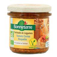 3396411224133 - Bonneterre - Tartinade bio tomate cerise roquette