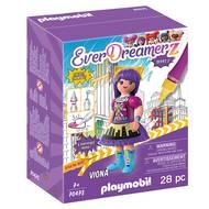 4008789704733 - PLAYMOBIL® EverDreamerZ - Viona le monde de la BD