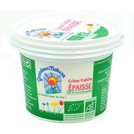 3252920035533 - Grandeur nature - Crème épaisse bio 30% de M.G