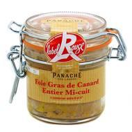 3356650006433 - Le Panache Des Landes - Fois gras entier mi-cuit de canard des Landes