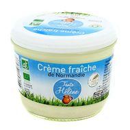 3332850107033 - Tante Hélène - Crème fraîche bio de Normandie 38% de M.G
