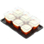 3700009258033 - Mix Buffet - Verrine de chevre & gaspacho de legumes