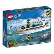 5702016369533 - LEGO® City - 60221- Le yacht de plongée