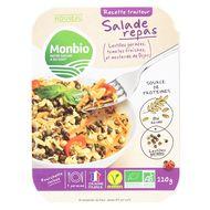 3760201330234 - Monbio - Salade de blé et lentilles germées bio