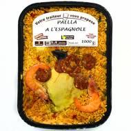 3508100060834 - Armor Plats cuisinés - Paella à l'Espagnole