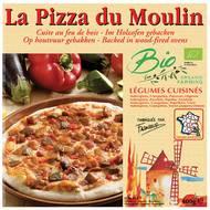 3273640001134 - La Pizza du Moulin - Pizza Légumes cuisinés Bio