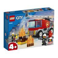 5702016911534 - LEGO® City - 60280- Le camion des pompiers avec échelle