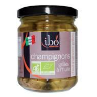 3609060001834 - Ibo - Champignons grillés Bio à l'huile