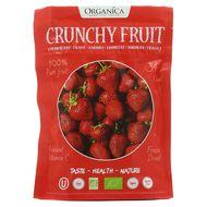 3770000858334 - Organica - Fraise Crunchy bio déshydratée