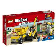 5702015868334 - LEGO® Juniors - 10734- Le chantier de démolition- City