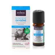 3065876019034 - Devineau - Synergie de 5 huiles essentielles BIO oxygène