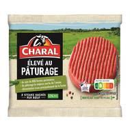 3181238979034 - Charal - Steak Haché 12 % MG « Bœuf élevé au pâturage »