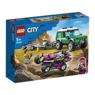 5702016889734 - LEGO® City - 60288- Le transport du buggy de course