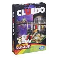 5010994851835 - Hasbro - Cluedo- Jeu de voyage