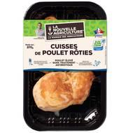 3596690773135 - La Nouvelle Agriculture - Cuisses de poulet roties x2